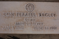 Don Ferrell Bagley