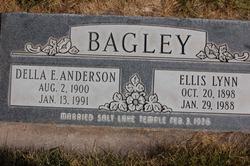 Ellis Lynn Bagley