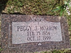 Peggy Jean <i>Burtrum</i> Morrow