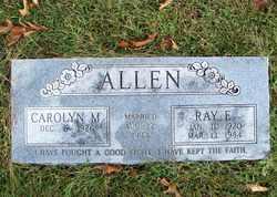 Ray Eugene Allen