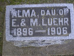 Alma Luehr