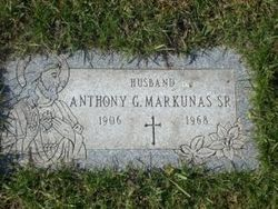 Anthony Markunas, Sr