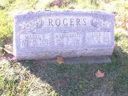 Mable F. Rogers