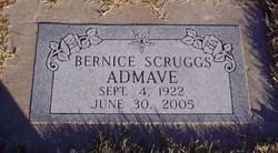 Bernice <i>Scruggs</i> Admave