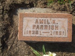 Amil Keith Parrish