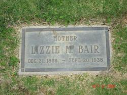Lizzie M Bair