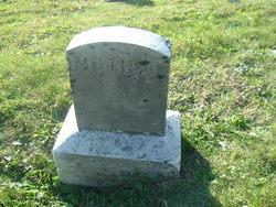 Mary E. <i>(---)</i> Bottorff