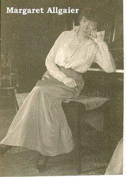 Margaret Jane <i>Creel</i> Allgaier