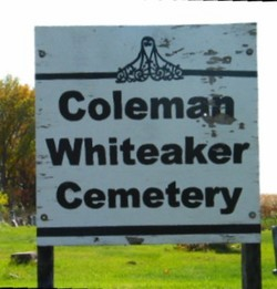 Coleman-Whiteaker Cemetery