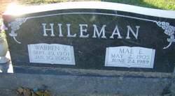 Warren V Hileman