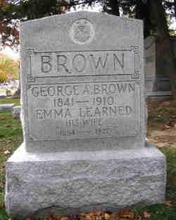 Emma <i>Learned</i> Brown