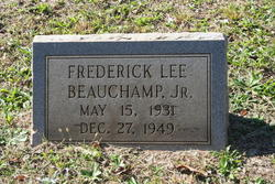 Frederick Lee Beauchamp, Jr