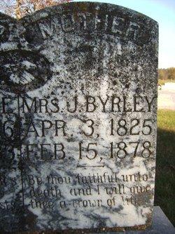 Mrs J. Byrley