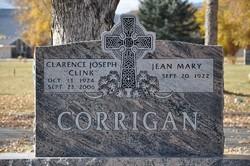 Clarence Joseph Clink Corrigan