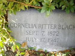 Emma Cornelia <i>Ritter</i> Black