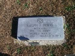 Ralph Fielding Perry
