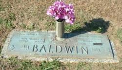 Rev Noble Ray Baldwin