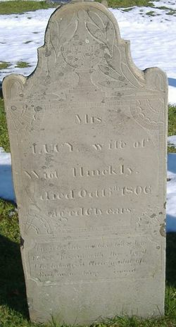 Amey Lucy Lucy <i>Randall</i> Frink-Hinkley