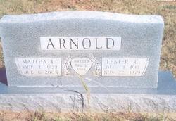 Lester Carlton Arnold
