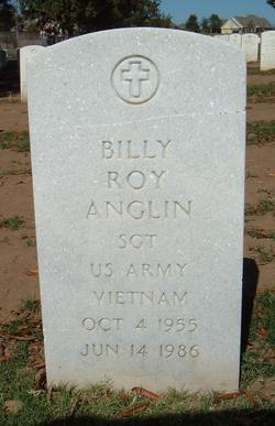 Billy Roy Anglin