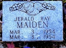 Jerald Ray Maiden