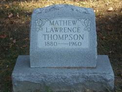 Mathew Lawrence Thompson
