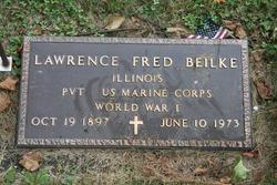 PVT Lawrence Fred Beilke