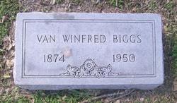 Van Winfred Winter Biggs