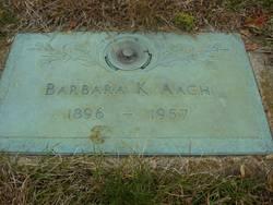 Barbara Drusille <i>Kent</i> Aach