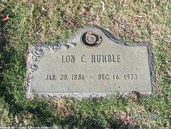 Alonzo Carlton Lon Humble