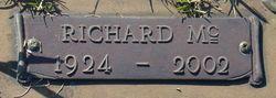 Richard Mc. Miller