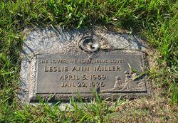 Leslie Ann Miller