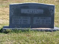 Natalie Mae <i>James</i> Alvis
