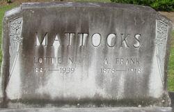 A Frank Mattocks