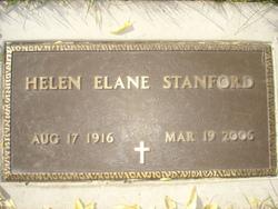 Helen Elane Stanford