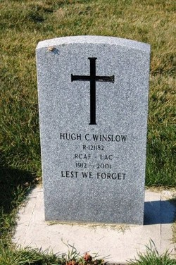 Hugh C Winslow