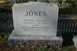 Cleopas Judd Jones