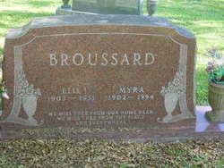 Myra <i>Marceaux</i> Broussard