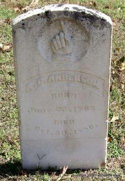A. C. Anderson