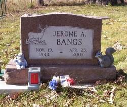 Jerome A Bangs