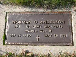 Norman O. Anderson