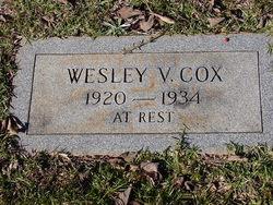 Wesley V. Cox