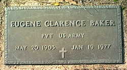 Eugene Clarence Baker