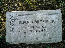 Albert Fulton Armstrong
