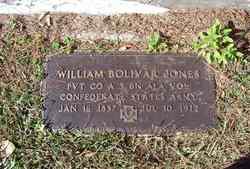 William Bolivar Jones