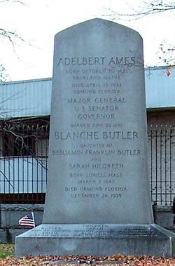 Col Butler Ames