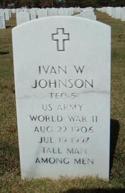 Ivan W Johnson