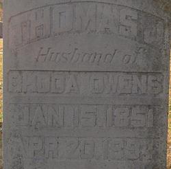 Thomas Jefferson TJ Owens