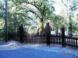 Old Placerville City Cemetery