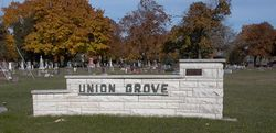 Union Grove Memorial Cemetery